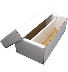 BCW: Box: Cardboard: SHOE (1600)