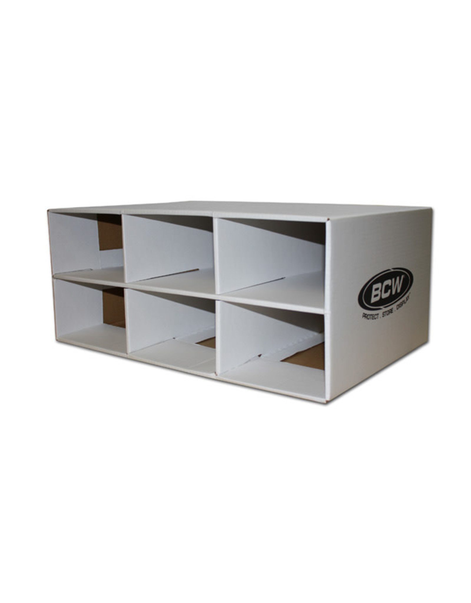 BCW 1600 CT SHOE CARD HOUSE