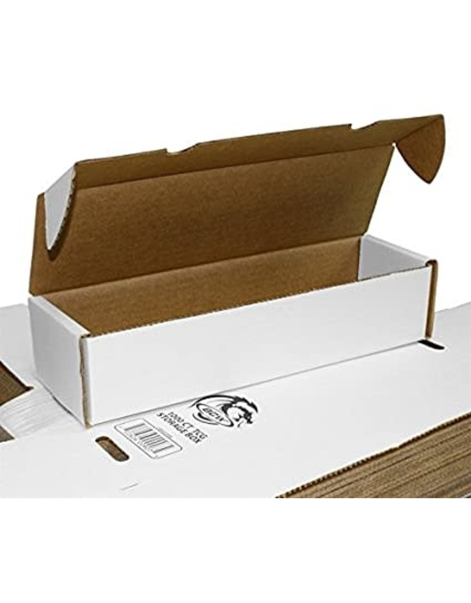 BCW: Cardboard Box-1000 Count
