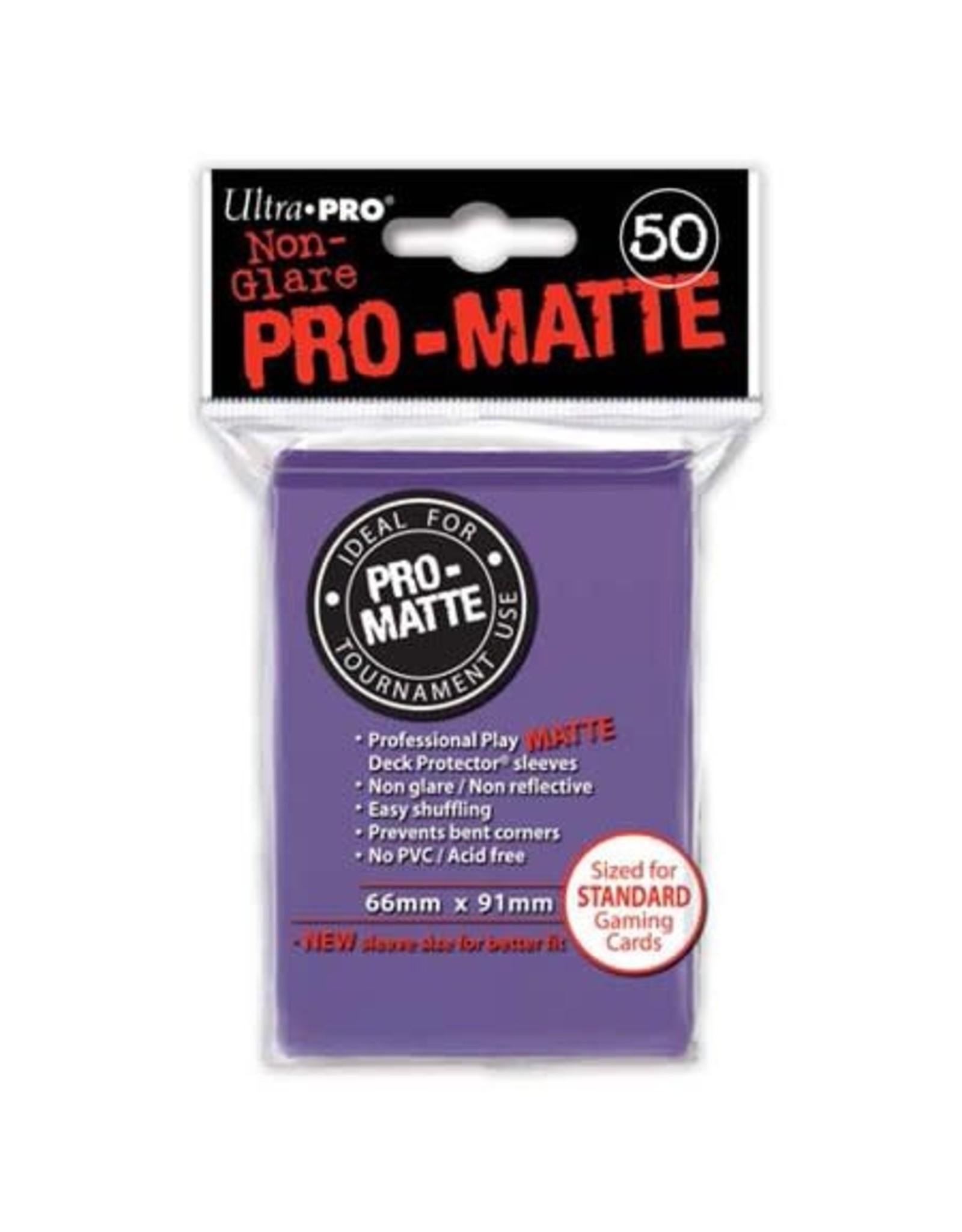 Ultra Pro DP: PRO Matte PU (50)