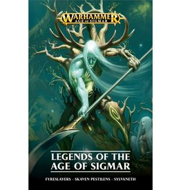 GW: Black Library BL: Legends of the Age of Sigmar