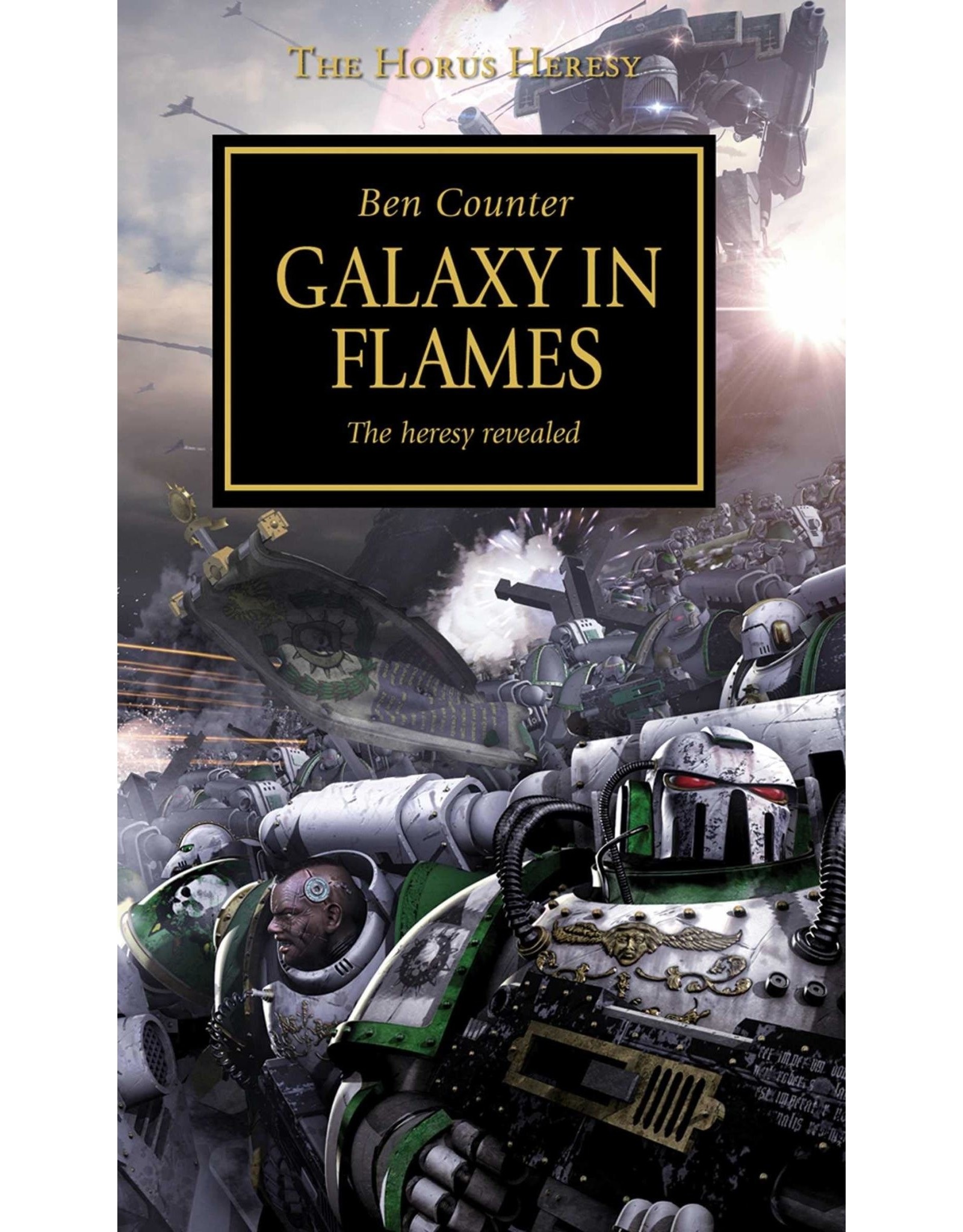GW: Black Library BL: Horus Heresy: Galaxy in Flames