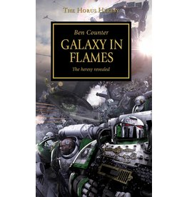 GW: Black Library BL: Horus Heresy: Galaxy in Flames