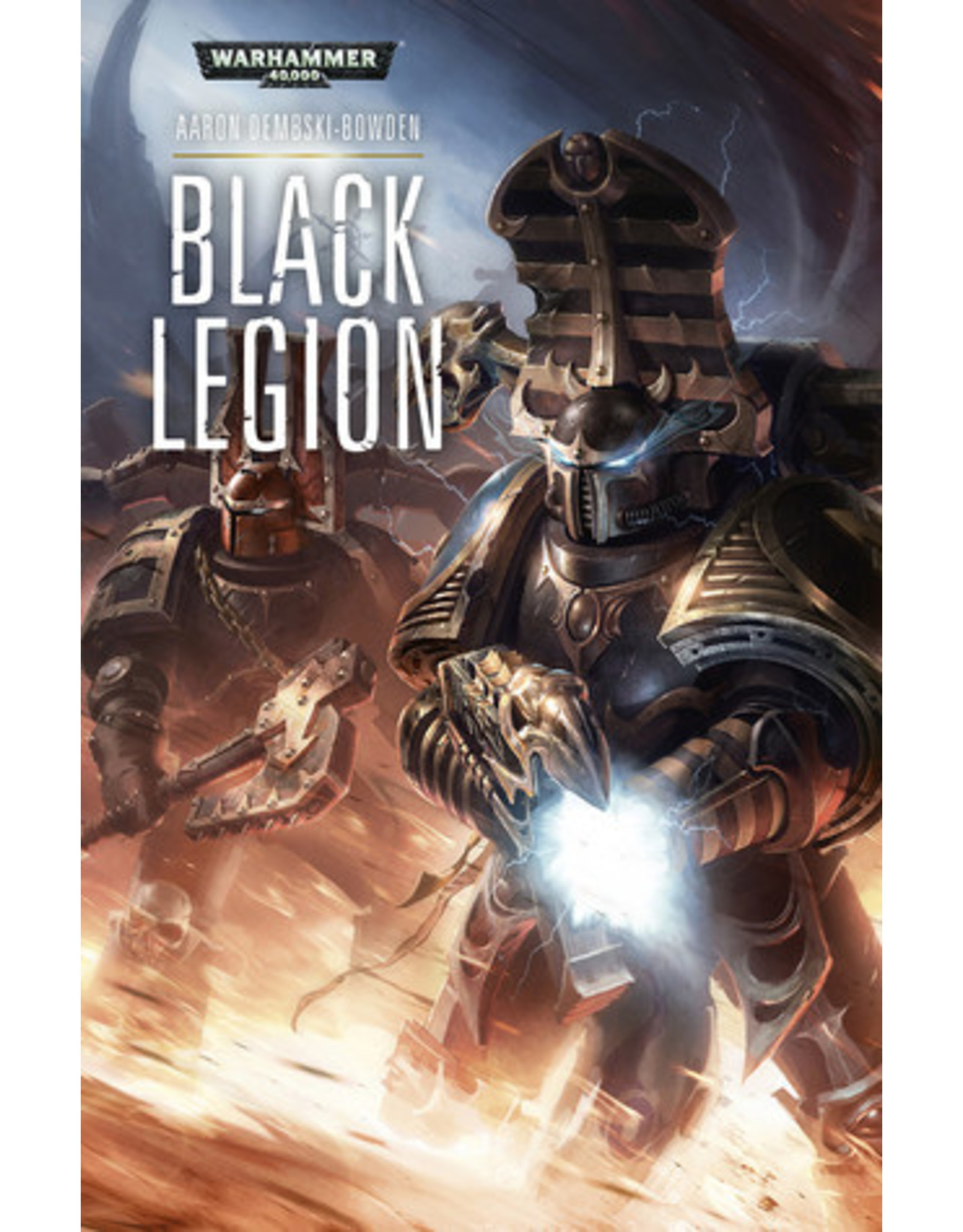 GW: Black Library BL: Black Legion