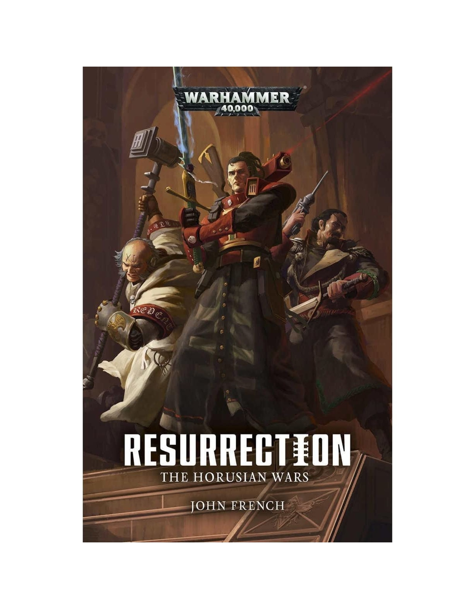 GW: Black Library BL: Ressurection: The Horusian Wars