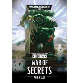 GW: Black Library BL: Space Marine Conquests: War of Secrets