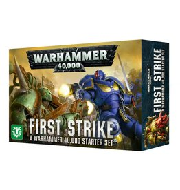 GW: Games Workshop GW: 40K: First Strike Starter Set