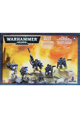 GW: Games Workshop GW: 40K: Space Marine Scouts with Sniper Rifles
