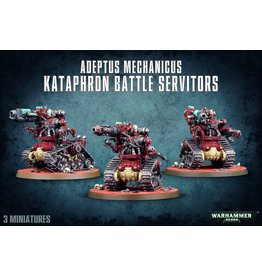 GW: Games Workshop GW: 40K: Adeptus Mechanicus Kataphron Battle Servitors