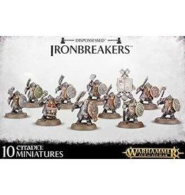 GW: Games Workshop GW: AoS: Dwarf Ironbreakers