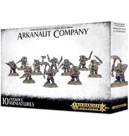 GW: Games Workshop GW: AoS: Order Kharadron Overlords Arkanaut Company