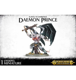 GW: Games Workshop GW: AoS: Chaos Slaves to Darkness Daemon Prince