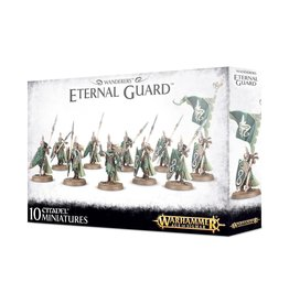GW: Games Workshop GW: AoS: Wood Elves Eternal Guard
