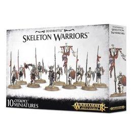GW: Games Workshop GW: AoS: Death Deathrattle Skeleton Warriors