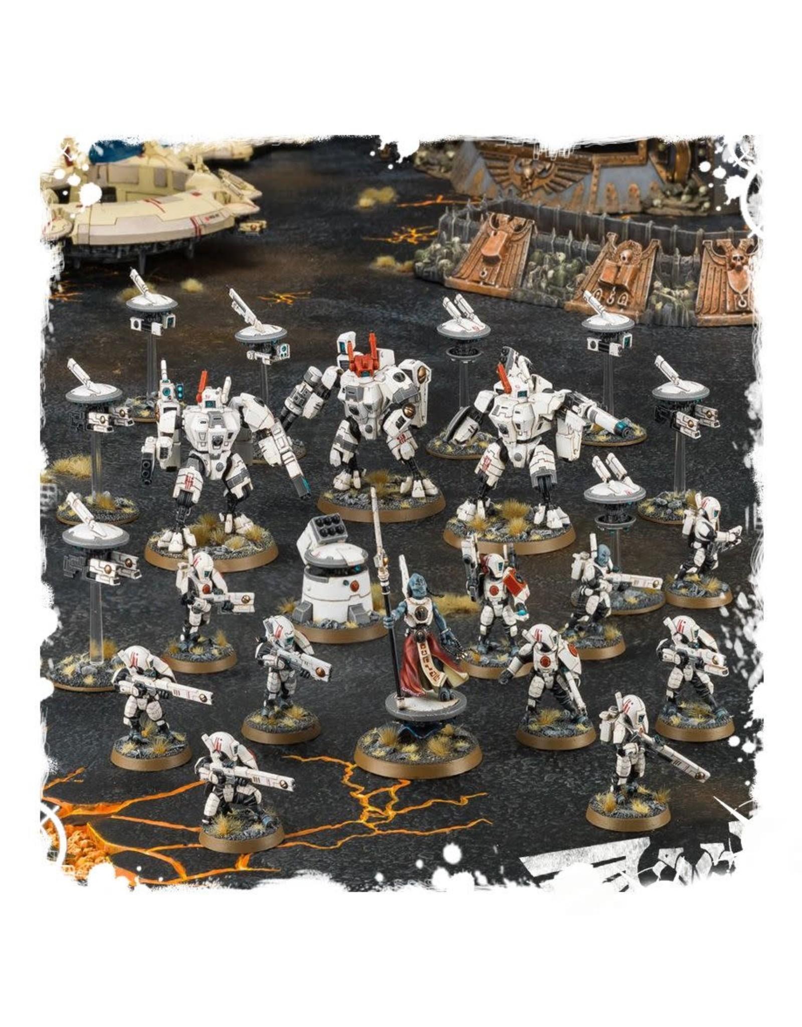 GW: Games Workshop GW: 40K: Start Collecting! Tau Empire