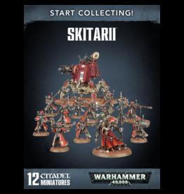 GW: Games Workshop GW: 40K: Start Collecting! Skitarii