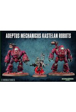 GW: Games Workshop GW: 40K: Adeptus Mechanicus Kastelan Robots