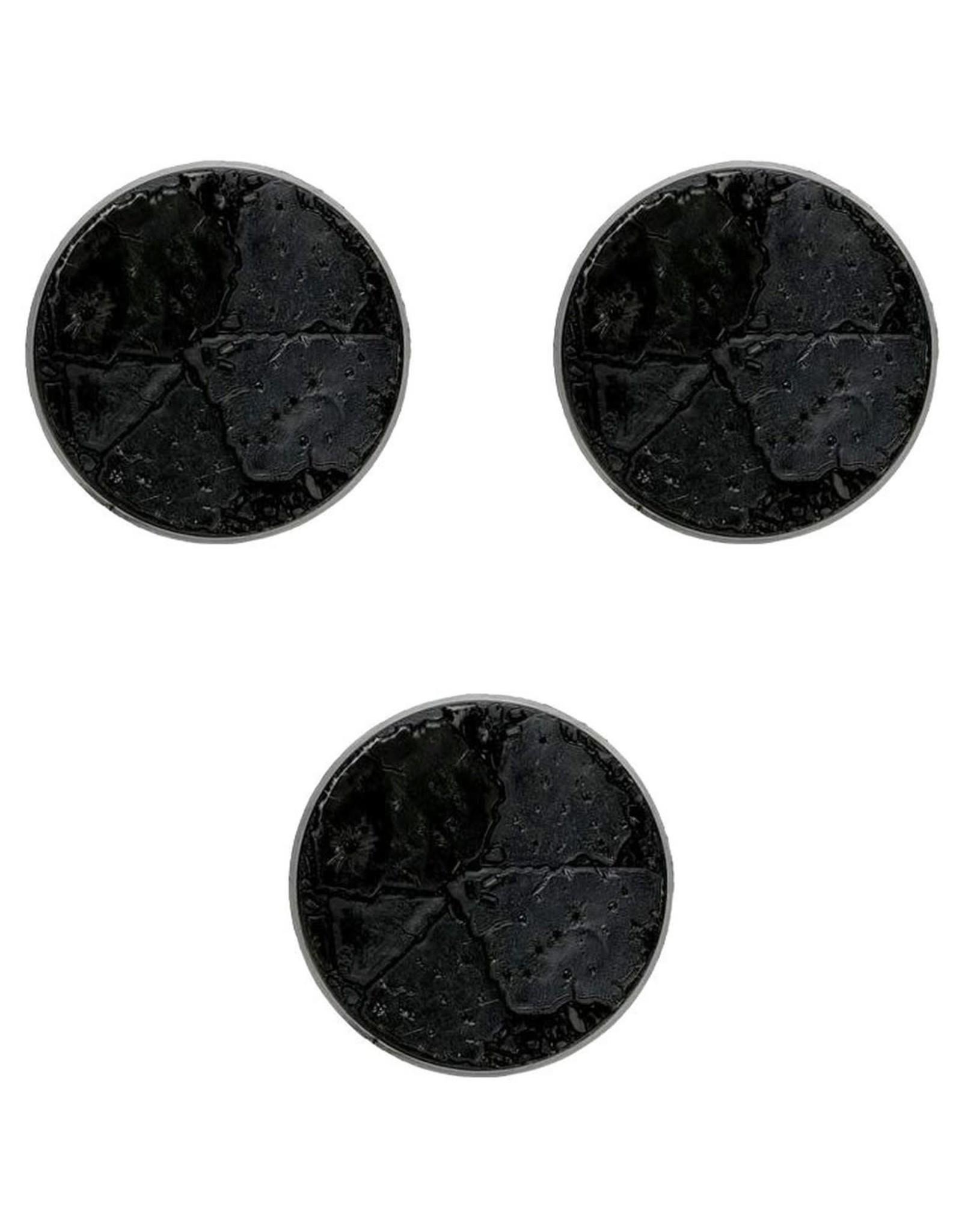 GW: Games Workshop Citadel: 60mm Round Textured Bases