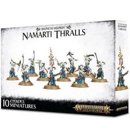 GW: Games Workshop GW: AoS: Idoneth Deepkin: Namari Thralls