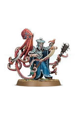 GW: Games Workshop GW: AoS: Idoneth Deepkin: Lotann, Warden of the Soul Ledgers