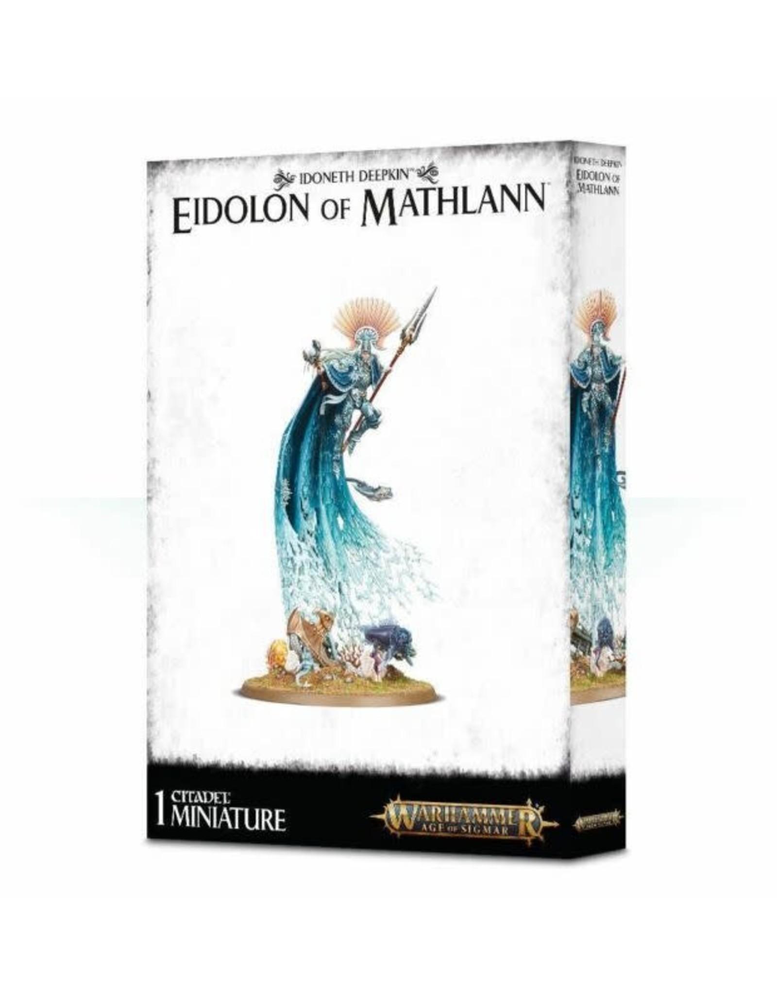 GW: Games Workshop GW: AoS: Idoneth Deepkin: Eidoln of Mathlan