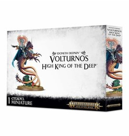 GW: Games Workshop GW: AoS: Idoneth Deepkin - Volturnos, High King ofthe Deep