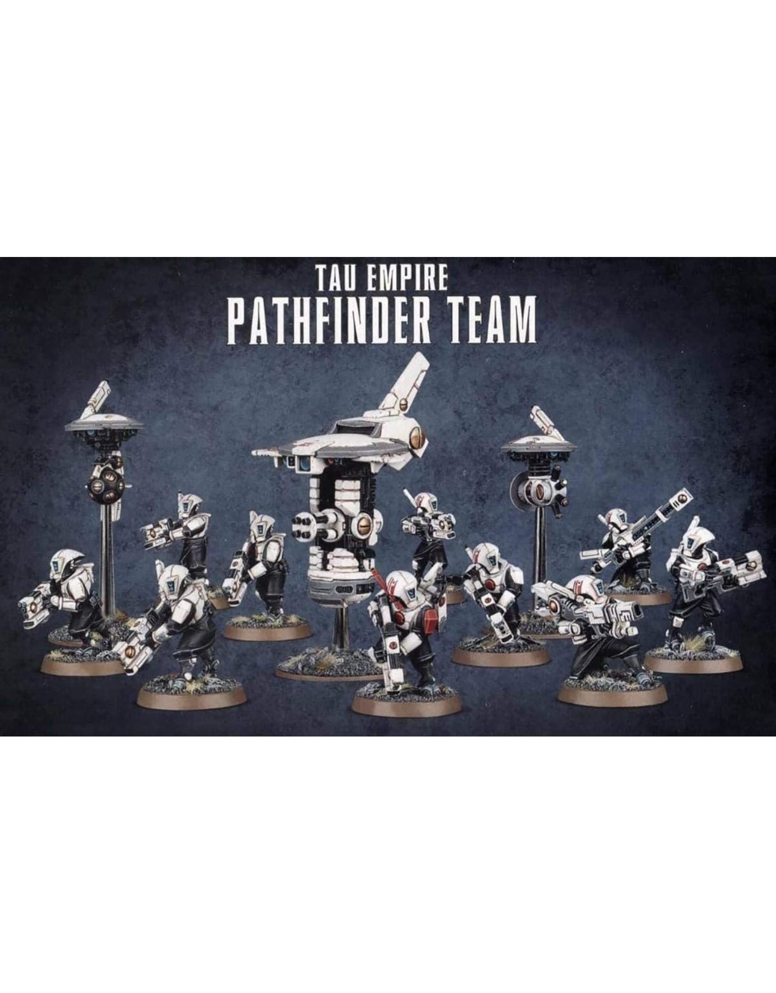 GW: Games Workshop GW: 40K: Tau Empire Pathfinder Team