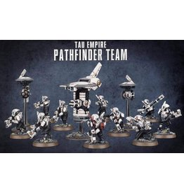 GW: Games Workshop GW: 40K: Tau Empire Pathfinder Team