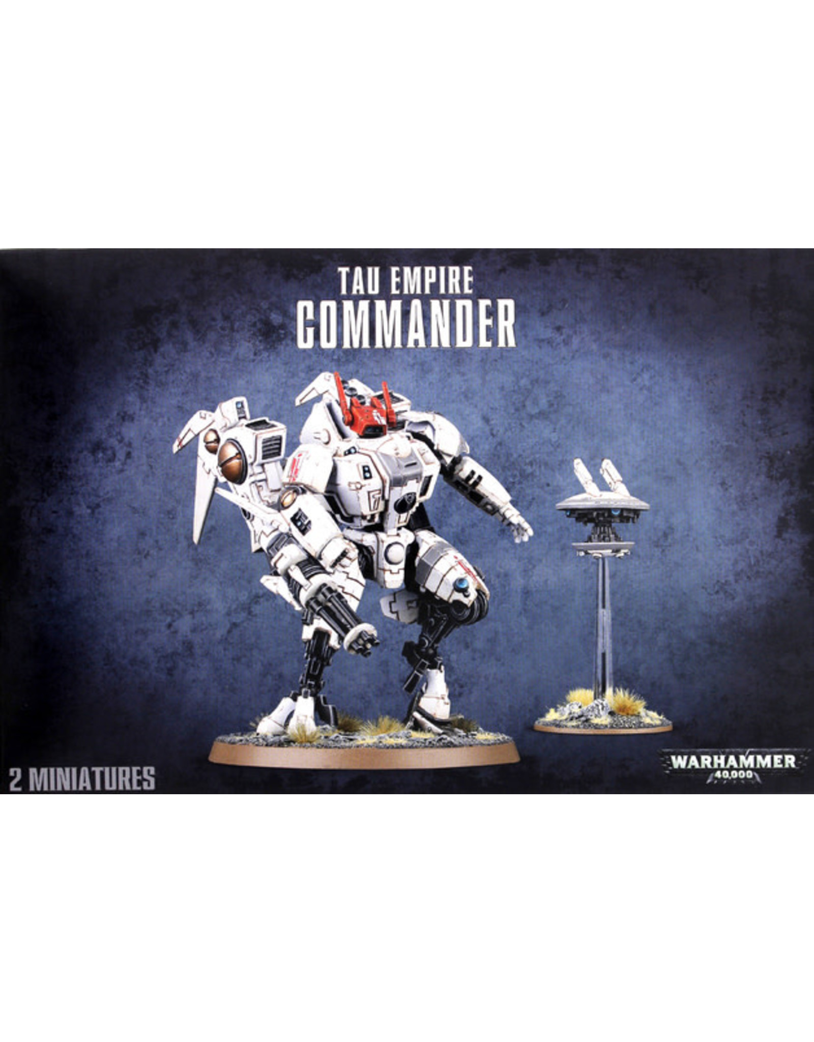 GW: Games Workshop GW: 40K: Tau Empire Commander