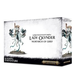 GW: Games Workshop GW: AoS: Nighthaunts: Lady Olynder