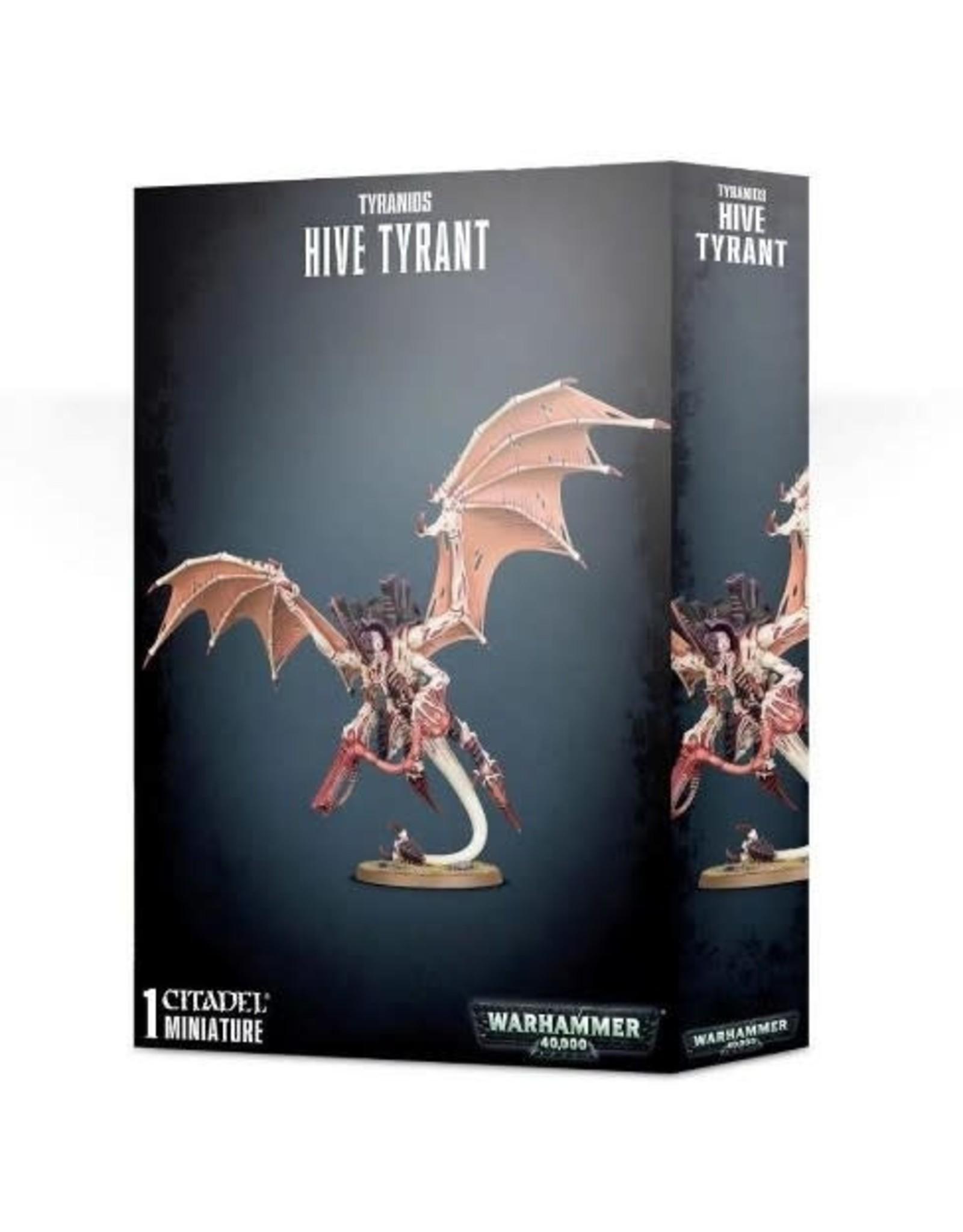 GW: Games Workshop GW: 40K: Tyranid Hive Tyrant / The Swarmlord