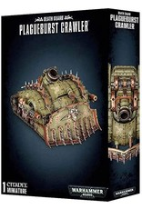 GW: Games Workshop GW: 40K: Chaos Space Marine Death Guard Plagueburst Crawler