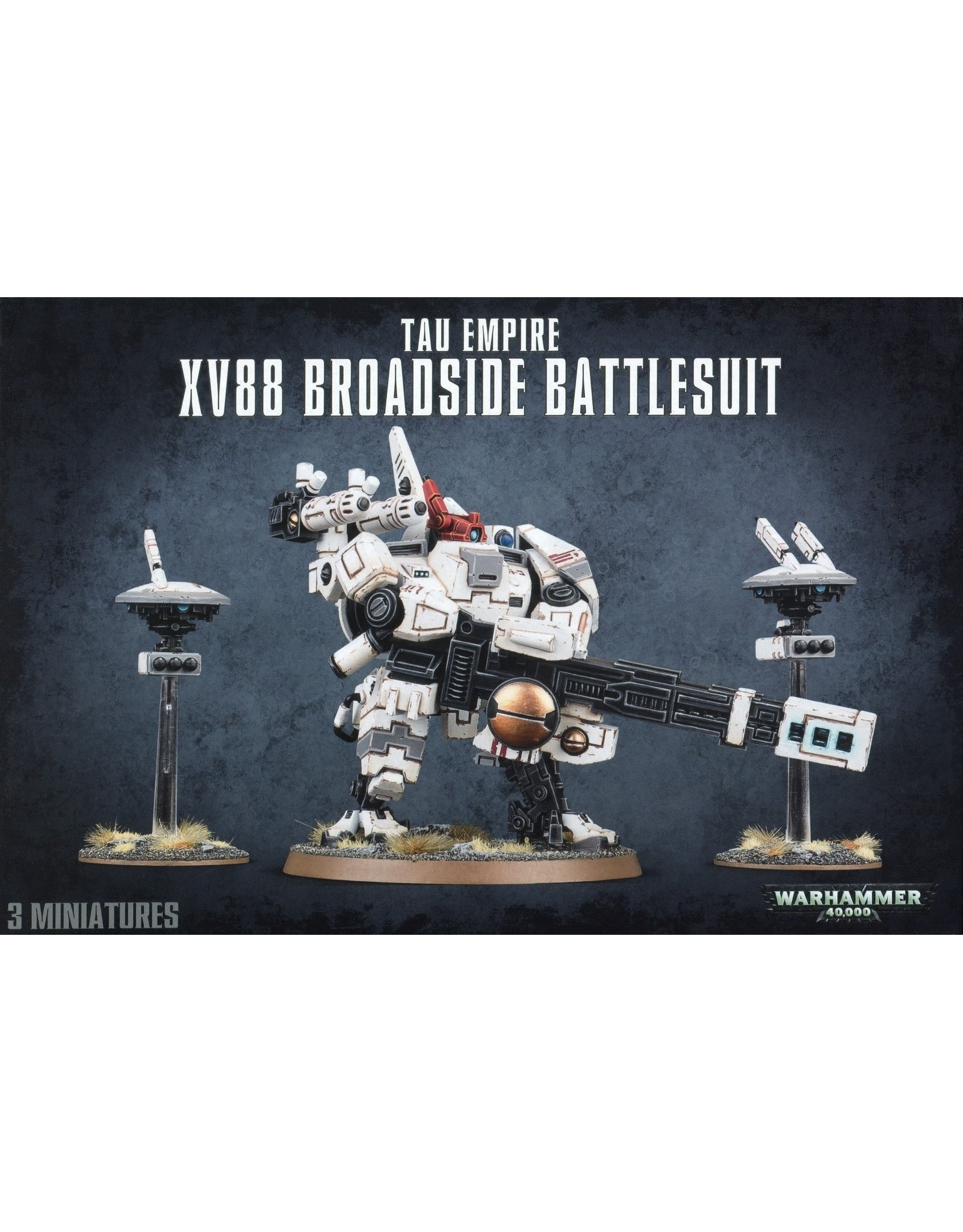 GW: Games Workshop GW: 40K: Tau Empire XV88 Broadside Battlesuit