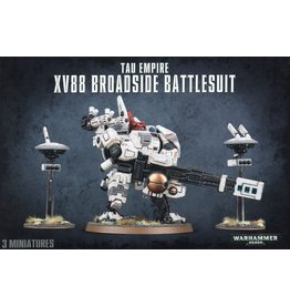 GW: Games Workshop GW: 40K: Tau Empire XV88 Broadside Battlesuit