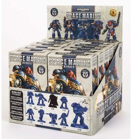 GW: Games Workshop GW: 40k: Space Marine Heroes Blind Box