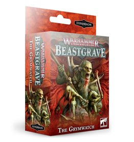 GW: Games Workshop GW: Beastgrave: The Grymwatch