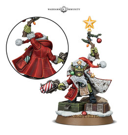 GW: Games Workshop GW: 40K: Da Red Gobbo