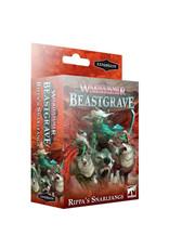 GW: Games Workshop GW: Beastgrave: Rippa's Snarlfangs