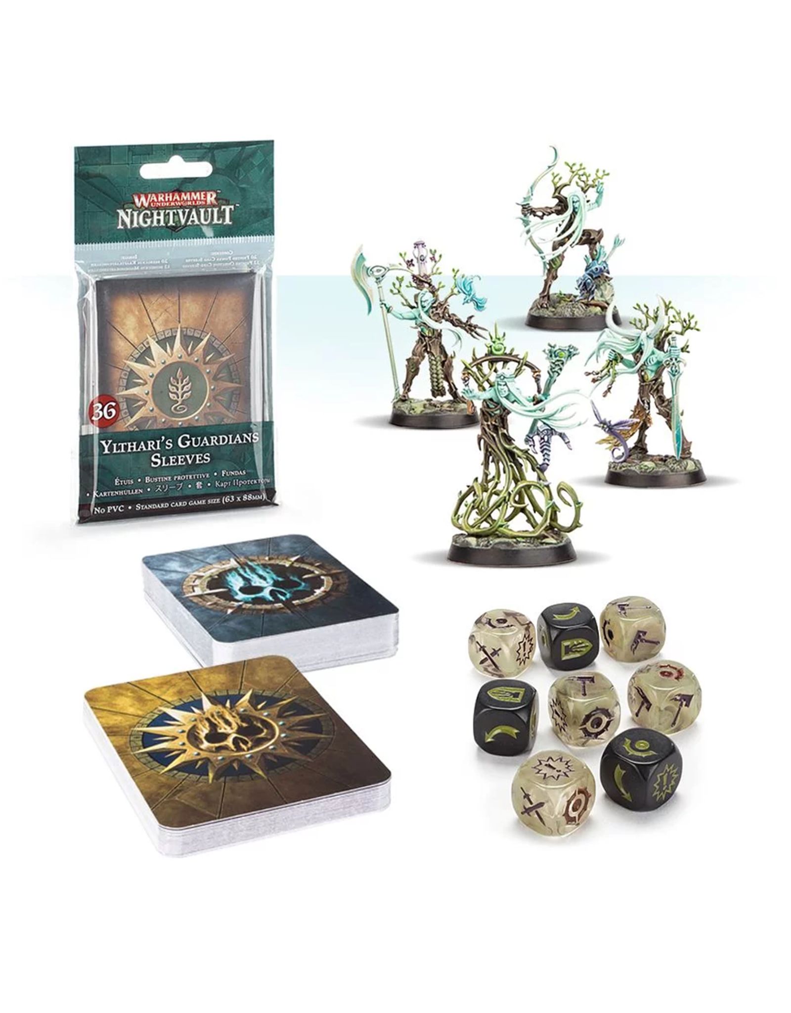 GW: Games Workshop GW: Nightvault: Ylthari's Guardians
