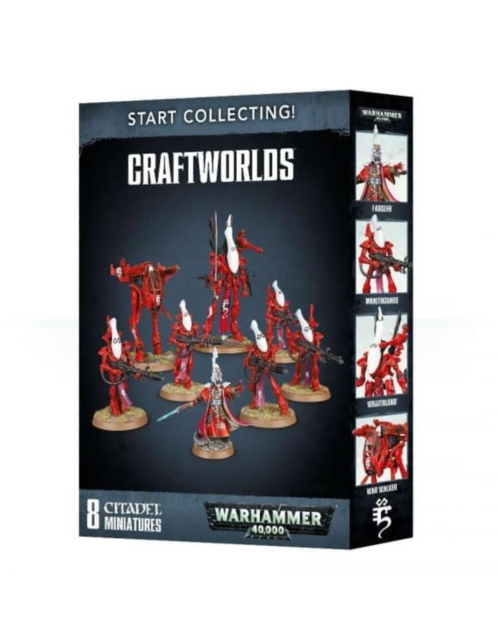 GW: Games Workshop GW: 40K: Start Collecting! Craftworlds