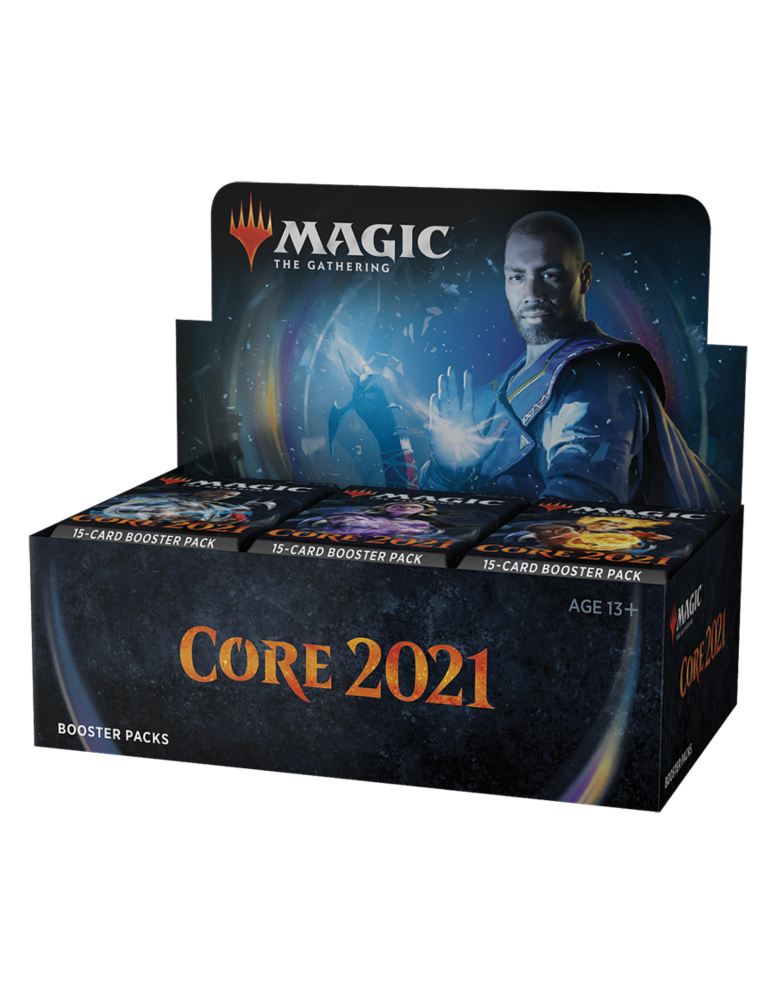 Wizards of the Coast MtG: M21 Core 2021 Booster Box