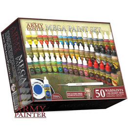Army Painter Army Painter: Warpaint: Mega Paint Set 2017
