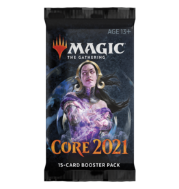 Wizards of the Coast MtG: M21 Core 2021 Booster Pack