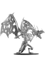 WizKids WZK: PF DC: W11:  Gargantuan Skeletal Dragon
