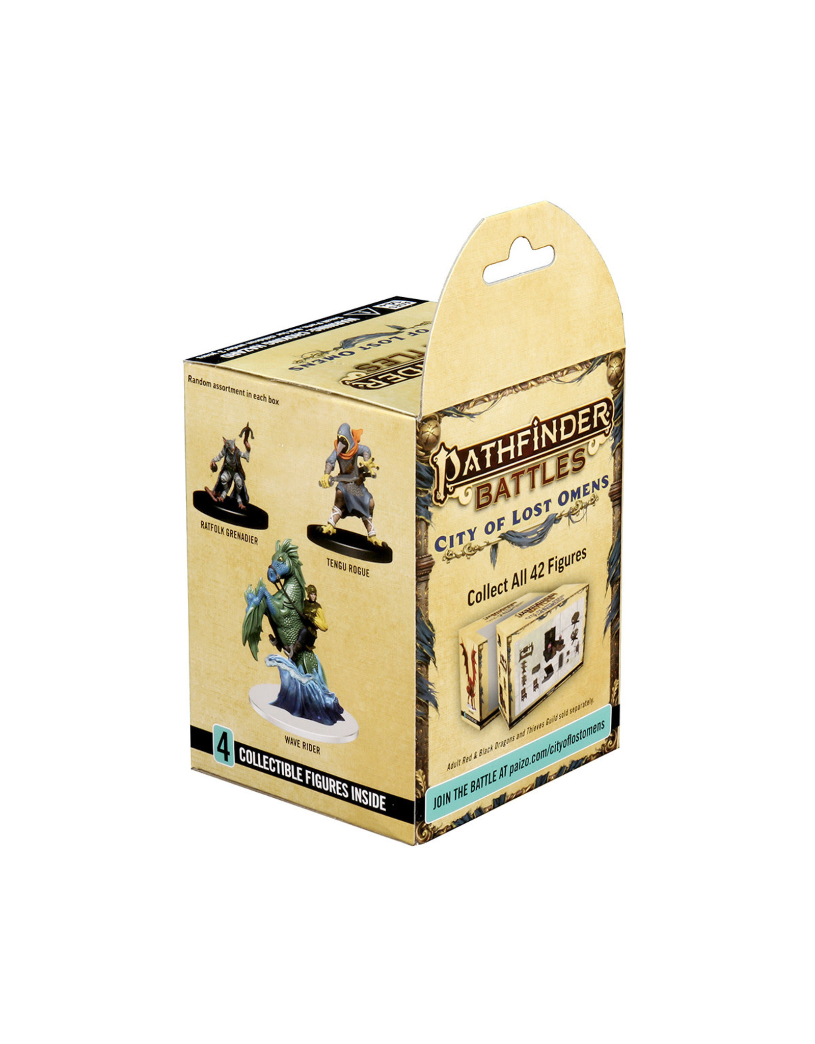 WizKids Pathfinder Battles: City of Lost Omens Booster Box