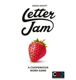 Czech Games Edition CGE: Letter Jam
