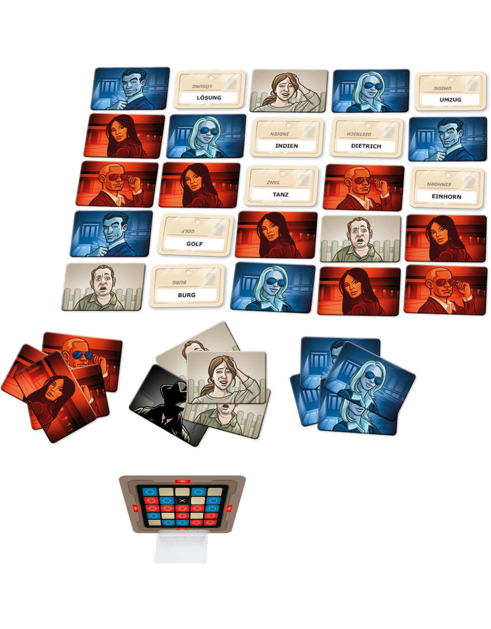 Czech Games Edition CGE: Codenames
