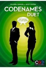 Czech Games Edition CGE: Codenames - Duet