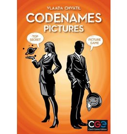 Czech Games Edition CGE: Codenames - Pictures