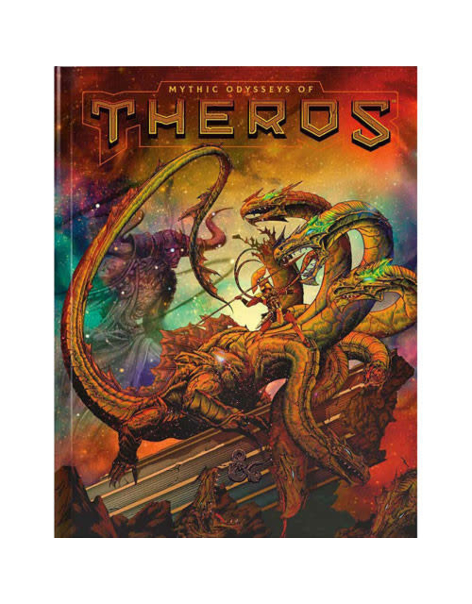 Dungeons & Dragons D&D 5th: Mythic Oddysseys of Theros (Alt)